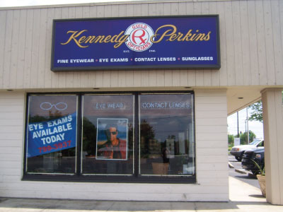 Kennedy & Perkins - Orange