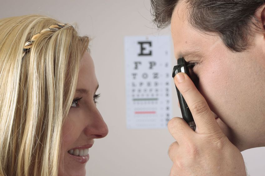 eye exams at Kennedy & Perkins