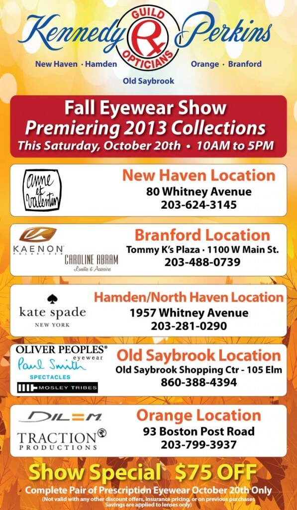 Premiering 2013 Collections