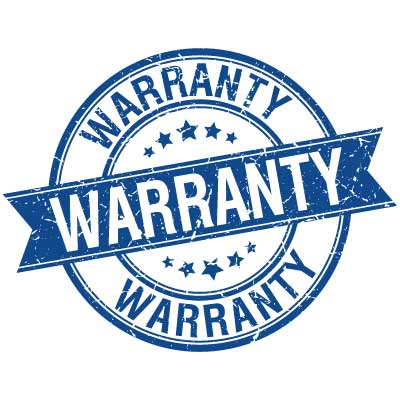 Kennedy & Perkins Warranty