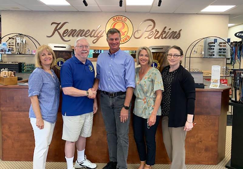 Kennedy & Perkins - Lions Club 2019