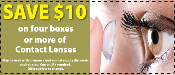 Save On Contact Lenses at Kennedy & Perkins