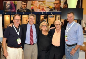 Clearvision Optical and Kennedy & Perkins at vision expo west trade show