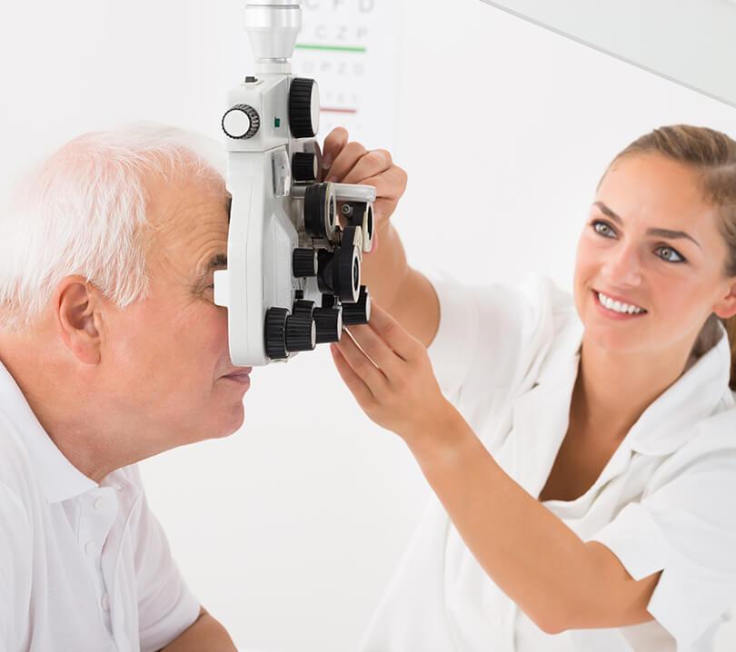 Eye Exam at Kennedy & Perkins - Hamden