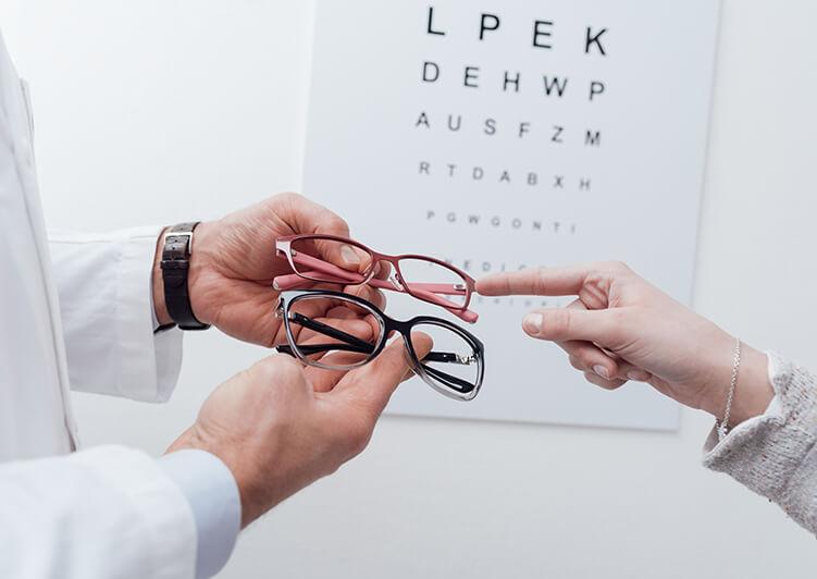 Distinctive Eyeglasses
