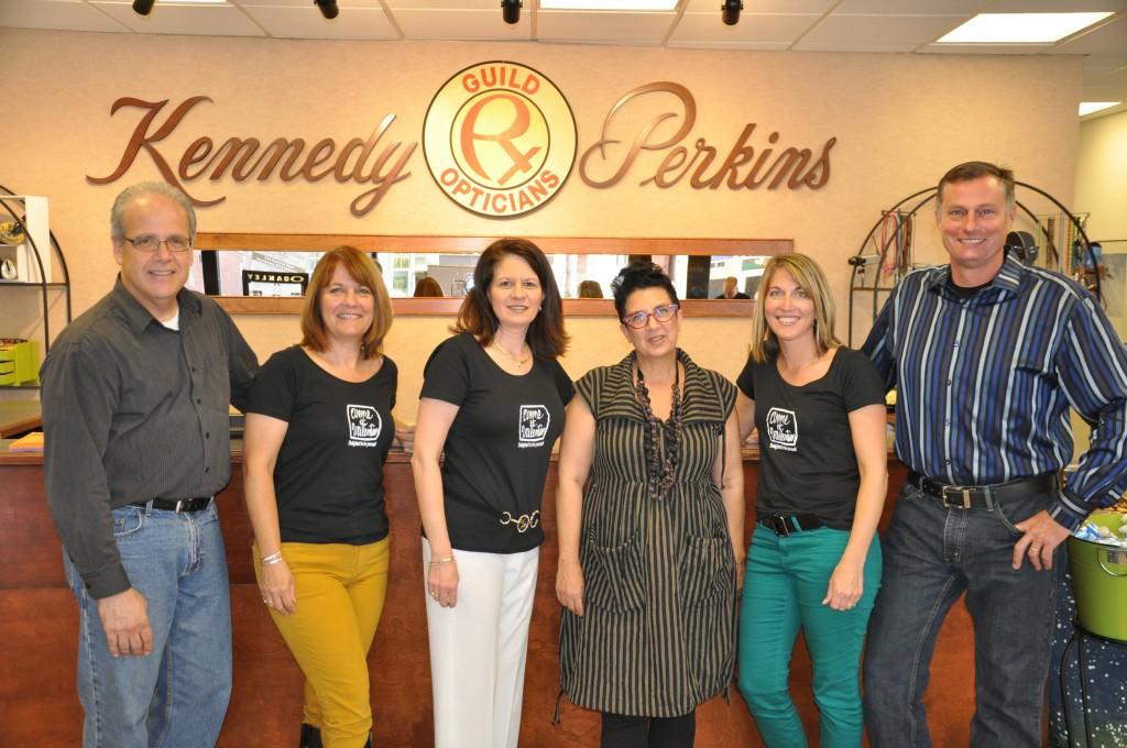 Kennedy & Perkins New Haven staff
